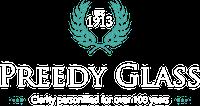 Preedy Glass Logo